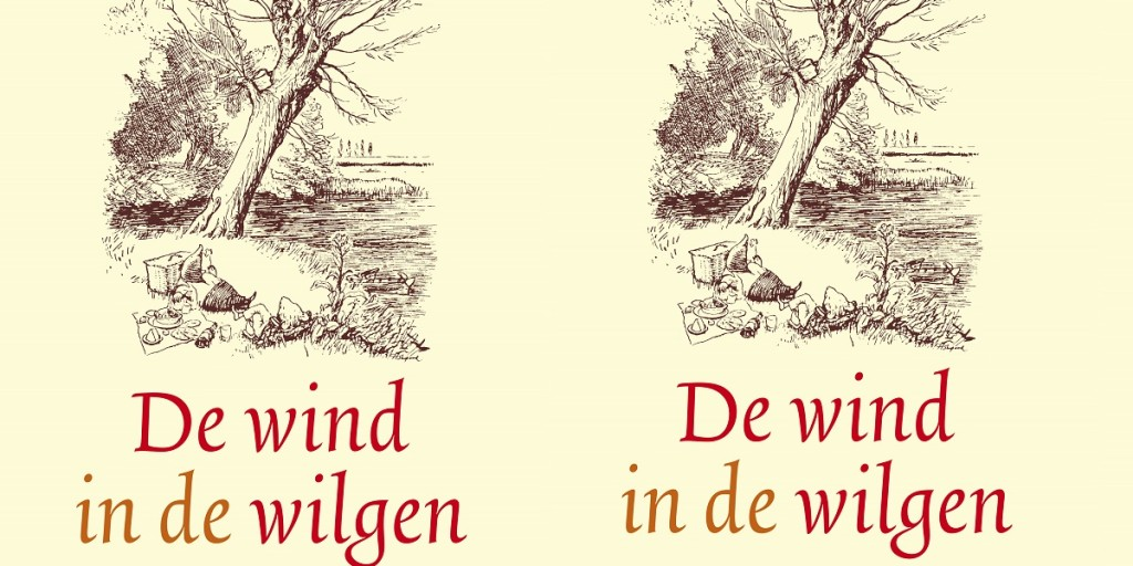 Boekverfilming: Wind in de wilgen (AL)