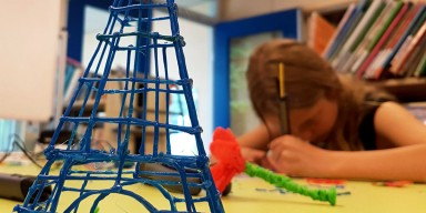 Workshop tekenen met de 3D-pen (8+) VOL