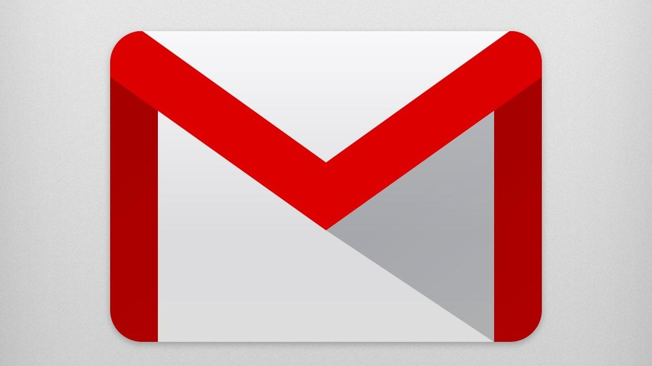 Gmail banner